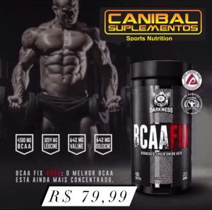 BCAA FIX INTEGRALMÉDICA