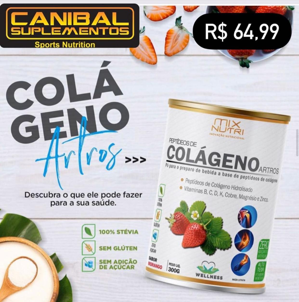 COLAGENO ARTROS