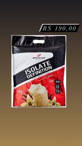 Whey Isolado 1.8kg BODYACTION