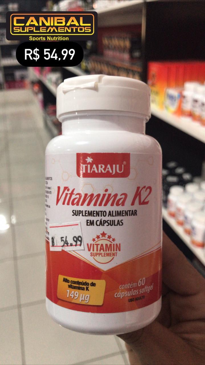 Vitamina K2 60caps TIARAJU