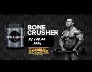 Bone Crusher PRÉ TREINO 300G BLACKSKULL