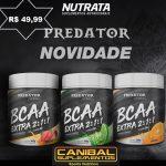 BCAA EXTRA Predator 2:1:1 300g NUTRATA