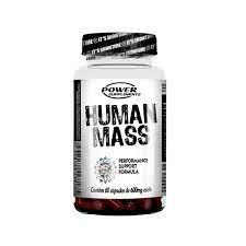 Human Mass (60caps) Power Supplements