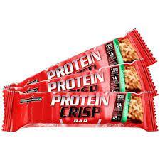 Protein Crisp Bar – IntegralMédica