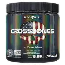 Crossbones 150g By Branch Warren – Black Skull
