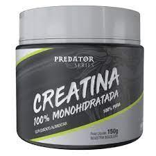 Predator Creatina 100% Monohidratada – 150g – Nutrata
