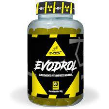 Evodrol Pré Hormonal Evorox Nutrition 60 Cápsulas