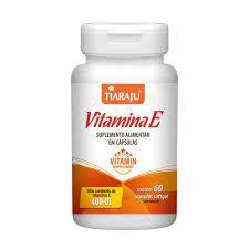 Vitamina E 400 UI – Nova Concentração
