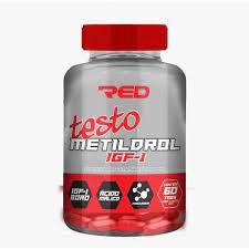 Metildrol Testo Igf-1 (60 Tabs) Red Series