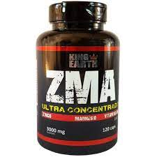 Zma Ultra Concentrado 3000mg 120 Cáps. – King Earth