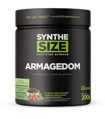 Armagedom Pre Workout SyntheSize – 200g