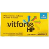 Vitforte HP 40 comprimidos
