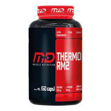 Thermo RM2 – 120caps – MD.