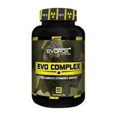 Evo Complex Multivitamínico Evorox Nutrition 60 Tabletes