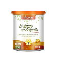 Extrato de Própolis + Vitamina C – 150g