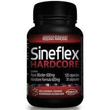 Sineflex Hardcore – 150caps
