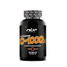 Vitamina C 1000 100 Caps – NBF Nutrition