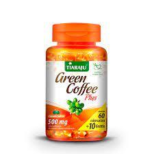 Green Coffee Plus – 500mg – 70caps.