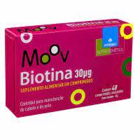Biotina – Vitamed – 40 caps