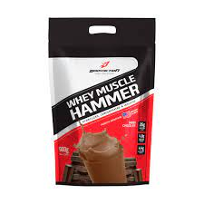 Whey Muscle Hammer 1,8kg – Body Action