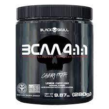 BCAA 4:1:1 280 g – Black Skull