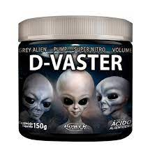 D-Vaster Grey (150g) Power Supplements