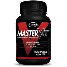 Master Vit (90caps) Power Supplements