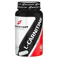L-Carnitine – 90 Cápsulas – BodyAction