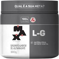 L-Glutamina (300g) Max Titanium