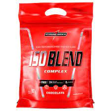Iso Blend Complex Integralmédica – Chocolate – 907g