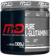 Pure L-Glutamine (300g) MD