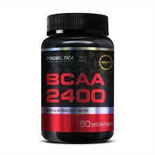 BCAA 2400mg 60 Tabs – Probiótica