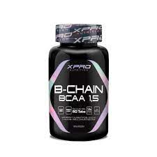 B-Chain Bcaa 1.5g – 60 tabs – Xpro Nutrition