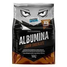 Albumina Desidratada 500g – Proteina Pura